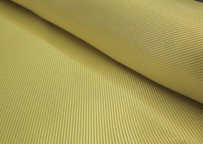 Non-woven aramid (kevlar) cloth