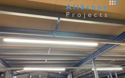 AllScope Projects Reduces Carbon Footprint
