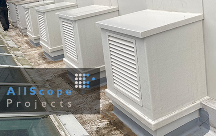 GRP Ventilation Covers